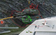 FailWG - World of Tanks Mod, Contour Mod, Damage Panel, Hax: Gox Sight (Crosshair) [0.9.6]