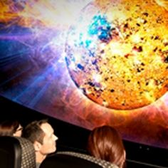 Journey to Infinity and Beyond!: We're often so busy sussing out the exhibits (and the Creative Kids Museum), that we don't budget time for a Planetarium Show at TELUS Spark. Steer wee ones towards to the infinite universe with a screening of a cool science movie or star show.
