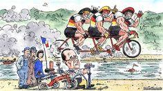 Ελεύθερος Αρθρογράφος: Η πρωσική αλαζονεία και η Γαλλία