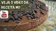 TORTA MOUSSE DE NUTELLA - O MELHOR DE TODOS OS TEMPOS! Corre lá pra ver a receita e o preparo ==> bit.ly/Eduardo_Sachs Se inscrevam no meu canal do YouTube e compartilhem a receita!!!