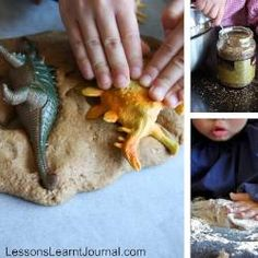 Activities for Children: Extraordinary Playdough | Lessons Learnt Journal