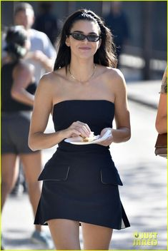 She looks so cute! Outfit Goals, Outfit Ideas, Kendall And Kylie Jenner, Kardashian Jenner, Girl Crushes, Style Inspiration, Celebrities, Womens Fashion, Outfits