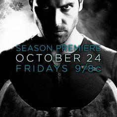 #Grimm Season 4 is Coming | NBC