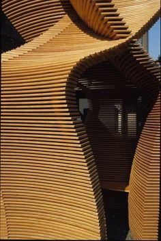 Thomas Heatherwick - gazebo