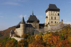 Private Tour: Karlstejn Castle Half-Day Tour from Prague