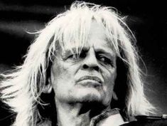 """Klaus Kinski. """"Crazy"""" or eccentric actor from Germany. Look at that face!"""