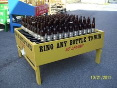 carnival ring toss - Google Search
