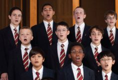 QuickBooks Keeps Kantorei: The Singing Boys of Rockford, IL, Singing