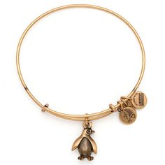 Penguin Charm Bangle | Alex and Ani