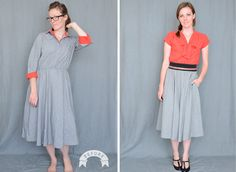 6 Ways to Refashion Thrift Finds Into Stylish Clothes                                                                                                                                                                                 More
