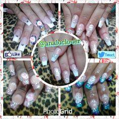 Técnica de Reversa  #nails  #instanails  #uñasbellas  #nailsart  #analuclouer  #blockai  #nailsinstagram  #nail