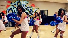 The Sideline Network Presents....Dallas Cowboys Rhythm & Blue Dancers. Professional Cheerleaders and Dancers. www.thesidelinegroup.com