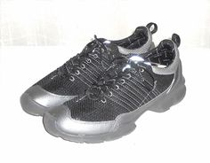 ECCO Biom Men's Gray Black Sport Trainer Oxford Shoe Euro 44 US 10-10.5 #ECCO…
