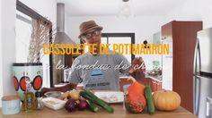 Découvrez les ateliers du Vitaliseur enfin en Vidéo ! 95° votre référence santé ! Oncle James vous présente sa recette de la cassolette de potimarron préparée à la vapeur douce !  Retrouvez-nous sur http://www.vitaliseurdemarion.fr !