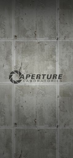 Aperture labs Phone wallpaper