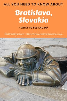 Are you heading to Bratislava? Check out this insider's guide to Bratislava, Slovakia and discover the top things to see in Bratislava, where to eat in Bratislava, where to stay in Bratislava (hotels in Bratislava), and tips for Bratislava from a local in this ultimate guide to Bratislava. Save this pin to your board for travel inspiration! #Bratislava #Slovakia #bratislavatravel #travelguide #tourist #attractions #travel #europe