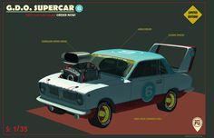 – G.D.O. Supercar 6