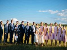 """From a happy bride Kelsey, """"We could not have been happier with our bridesmaid dresses that we purchased from For Her & For Him. They arrived quickly and were exactly what I was hoping for. The colour was perfect and they really suited the theme of my wedding. Thanks so much!""""  BM dress they chose http://www.forherandforhim.com/cap-sleeved-vintage-bridesmaid-dress-with-faux-buttons_728.html ( 0113978, Barely pink)"""