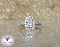 Engagement Ring Settings, Diamond Engagement Rings, Diamond Alternatives, Thing 1, Opal Rings, Moissanite, Natural Diamonds, Larger, Fine Jewelry