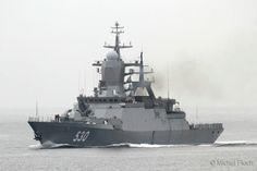 Project 20380 Steregushchy Class Corvettes, Russia