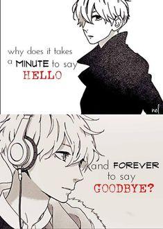 Why? Manga:Hirukana no ryuusei