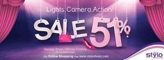 Stylo Shoes Summer Sale 2014