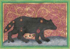 Astrologische Handschrift für König Wenzel IV. von Böhmen 14. Jh. Clm 826 Folio 34