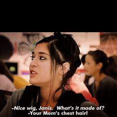Hahahaha, Mean Girls!