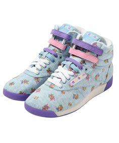 My Life Style, My Style, Reebok Freestyle, 80s Shoes, Kawaii Shoes, Kawaii Fashion, Your Shoes, Me Too Shoes, Joggers