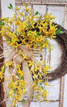 Front door wreath Best seller Wreath Great for All Year