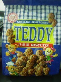 Chocolate Bear Cookies Bear Cookies, Biscuits, Cereal, Childhood, Snacks, Chocolate, Chicken, Breakfast, Food