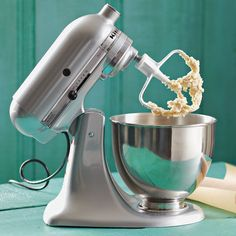 Pin for Later: 10 Essential Tools For Baking Cookies, Plus 8 That Are Really Nice to Have Nice to Have: Stand Mixer