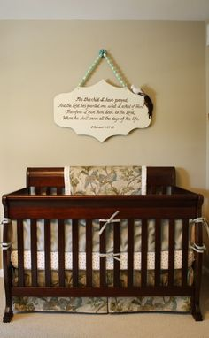 This is what I prayed for my daughter and it now applies to my new grand daughter