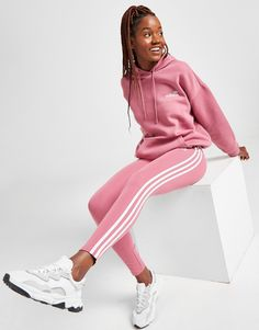 Shop adidas Originals 3-Stripes Linear Leggings from our adidas Originals range online now at JD Sports ✓Buy Now, Pay Later ✓Free Delivery over £70 ✓10% Student Discount Jd Sports, Student Discounts, Pink Adidas, Lounge Wear, Adidas Originals, Buy Now, Adidas Jacket, Stripes, Leggings
