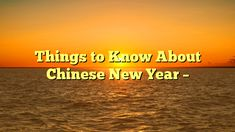 Chinese New Yr is well known through greater than 20% of the sector. It's a very powerful vacation in China and to Chinese language folks far and wide. Listed below are 21 fascinating details that you most likely didn't learn about Chinese language New Yr. Chinese language New Yr is sometimes called the Spring Competition …