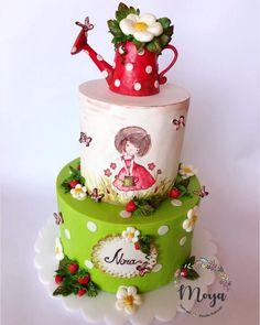 Spring cake by Branka Vukcevic