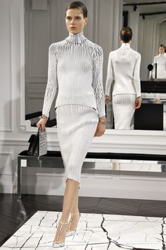 balenciaga-fall-2013 - a new kind of knitwear