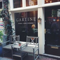 Gartine in Amsterdam, Noord-Holland- apparantly this place is very popular in Amsterdam. Advice is to get a reservation as far in advance as you can get! http://www.gartine.nl/menu