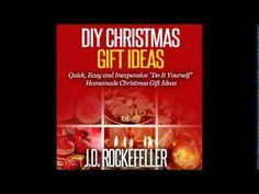 DIY Christmas Gift Ideas Decorations Treats Ornaments