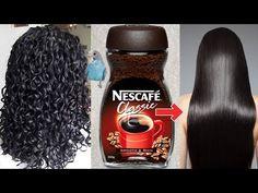 KERATINA DE CAFÉ para que tengas un liso perfecto en tan solo 5 minutos. Coffee Hair Dye, Dry Brittle Hair, New Hair Look, Diy Hair Mask, Hair Spa, Hair Growth Tips, Bad Hair, Diy Hairstyles, Natural Hair Styles