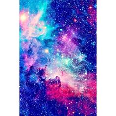 Iphone 5, 5s, 6, or 6+ wallpaper. Galaxy, aesthetic, tumblr, blue. ❤ liked on Polyvore featuring accessories and tech accessories