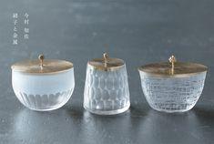 このたび CLASKA Gallery & Shop Ceramic Tableware, Glass Ceramic, Kitchenware, Cut Glass, Glass Art, Tea Ceremony, Glass Design, Dinnerware, Dishes