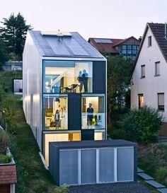 Wohnraumerweiterung: Mehr Platz Durch Anbauten Bder Mit Duschschnecke