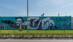 The Crystal Ship #22: Joachim #TheCrystalShip #Graffiti #Streetart #Streetartphotography #Joachim #Oostende