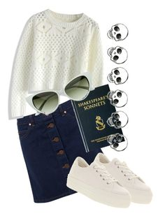 13 by fullmoonandstars on Polyvore featuring Mode, Chicwish, Miss Selfridge and Office