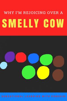 Why I'm Rejoicing over a 'Smelly Cow' - Sensational Learning with Penguin