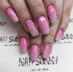 manicure gel nail art 2018