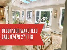 Decorator Near Me. Any Job, Wakefield, Own Home, House, Decor, Decoration, Home, Decorating, Homes