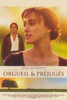 Pride & Prejudice (French) 27x40 Movie Poster (2005)