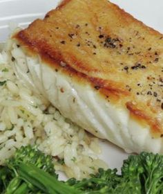 Fish is not only a healthy meal, it's a quick and simple one too.